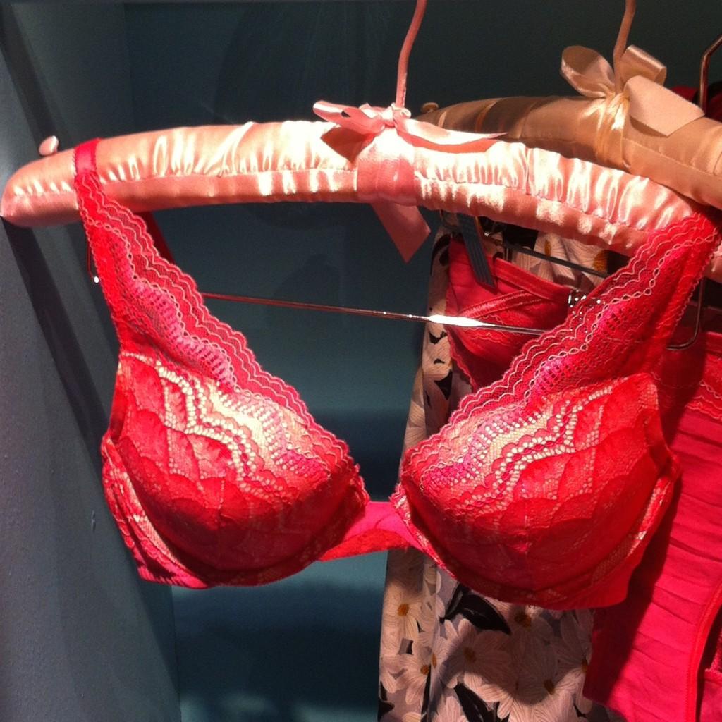 Mate ma nouvelle lingerie 2