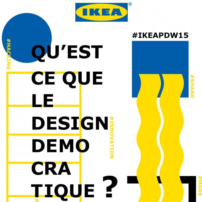 democratic design by ikea paum e paris. Black Bedroom Furniture Sets. Home Design Ideas
