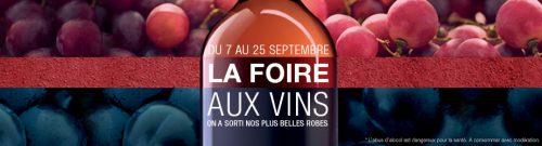 selection foire vins monoprix