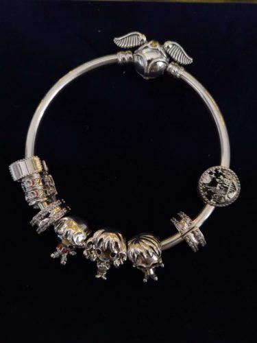 bijoux pandora harry potter argent femme